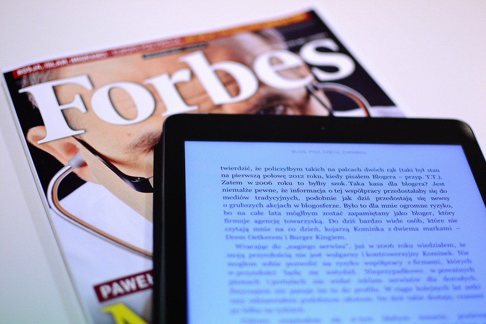 How to Write for Entrepreneur, Forbes, Fast Company and Inc